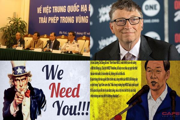 [Nổi bật] Họp báo việc Trung Quốc xâm phạm chủ quyền biển Đông, y án tử Dương Chí Dũng