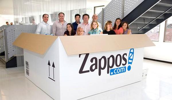Câu chuyện tuyển dụng tại Zappos: 3.000USD và 97%