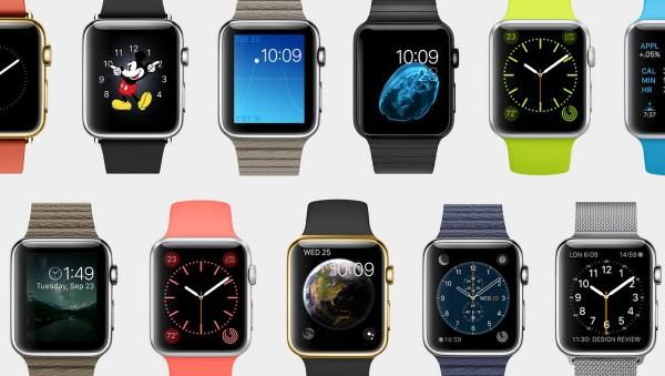 Cận cảnh đồng hồ thông minh Apple Watch