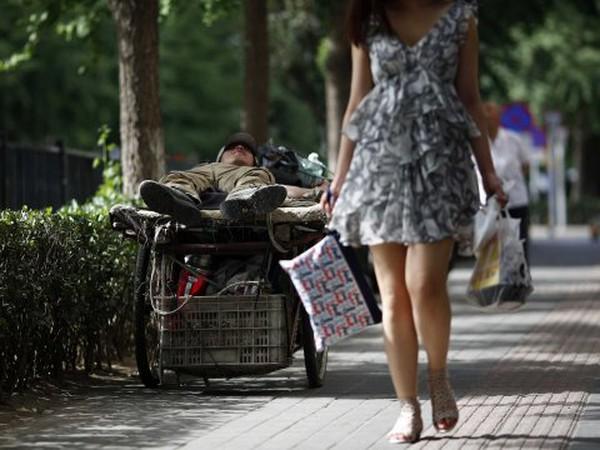 Giới nhà giàu đang tháo chạy khỏi Trung Quốc