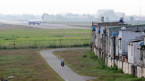 Sân bay Tân Sơn Nhất: Từ 3.600ha còn... 1.500ha?