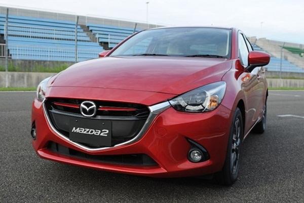 Chi tiết Mazda2 2015 sắp bán ra thị trường Việt Nam