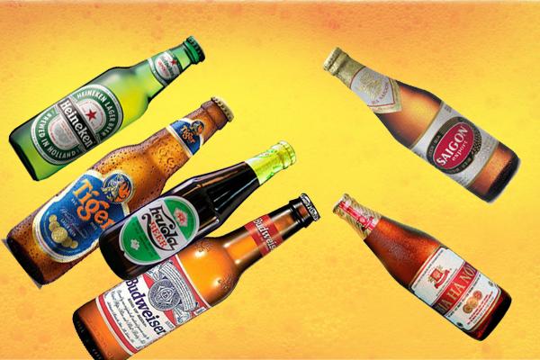 Đừng sợ bia Mỹ, hãy dè chừng Heineken và Carlsberg!