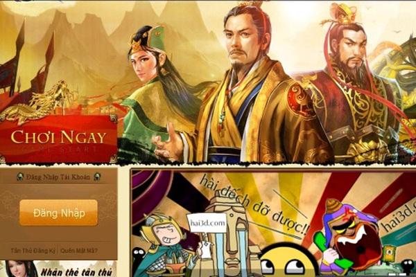 Nhiều doanh nghiệp Trung Quốc đang làm game không phép ở Việt Nam