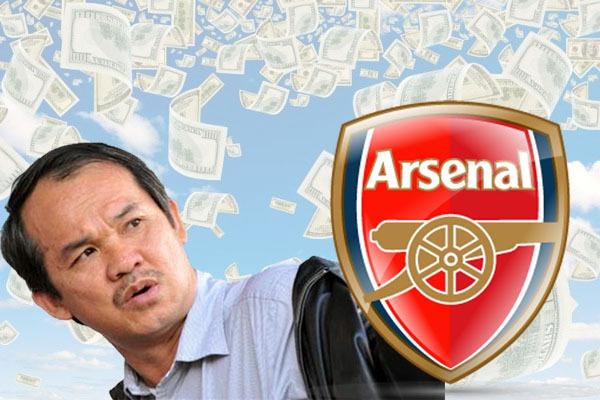 """Bầu Đức """"hụt ăn"""" 3.000 tỷ vì không được mua Arsenal?"""