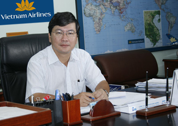 Pháp trao Huân chương Bắc đẩu Bội tinh cho Tổng giám đốc Vietnam Airlines