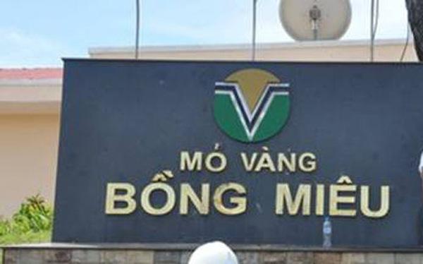 Đóng cửa hai công ty khai thác vàng lớn nhất Việt Nam vì tăng thuế tài nguyên?