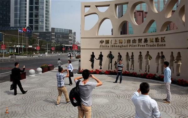 Trung Quốc khai trương Khu thương mại tự do Thượng Hải
