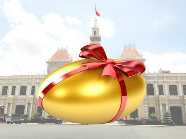 'Đàn gà đẻ trứng nghìn tỷ' của Thành phố Hồ Chí Minh