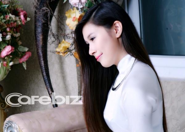 Nguyễn Ngọc Mỹ - ái nữ của ông chủ Alphanam: Khi ước mơ luôn gắn liền với Tổ quốc