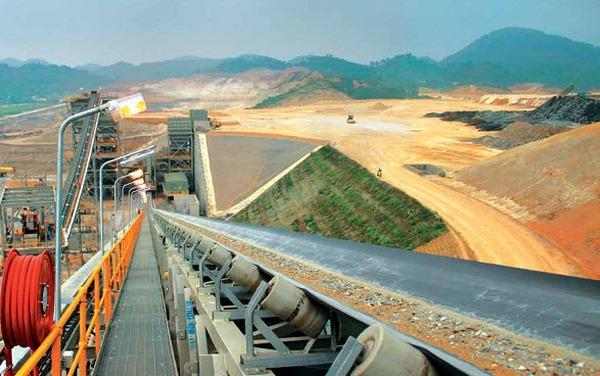 Masan bắt đầu 'kiếm tiền' từ mỏ Núi Pháo