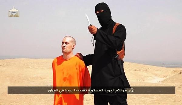 Nhóm IS dường như đã chặt đầu nhà báo người Mỹ