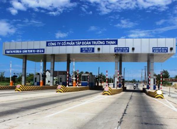 Trạm thu phí BOT đầu tiên trên quốc lộ 1A đi vào hoạt động