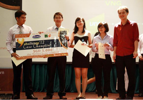 Ychallenge 2012: Cuộc thi thách thức người Việt trẻ về đích