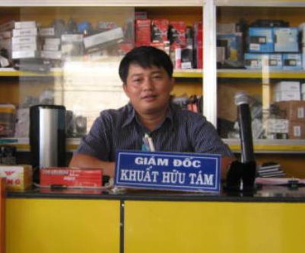 Cậu sinh viên nghèo trường Bách Khoa thành ông chủ siêu thị điện máy