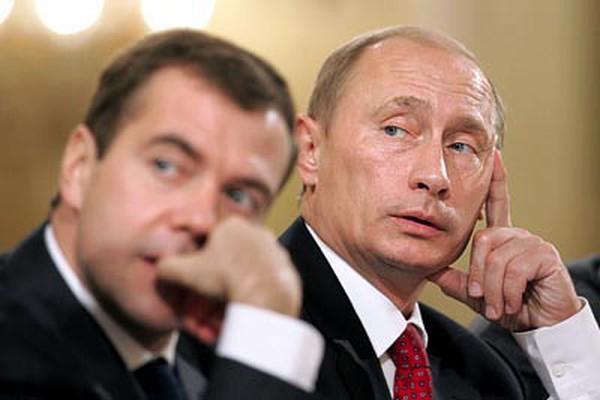 Ông Medvedev: Tổng thống cũng cần tập thể dục để giữ dáng