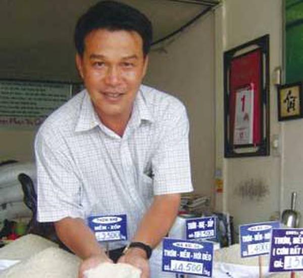 """Thành Khiêm – """"Vua"""" bán gạo lẻ"""
