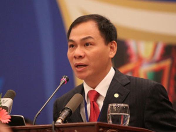 [Nóng trong ngày] Tỷ phú Việt Nam đầu tiên trên tạp chí Forbes