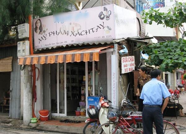 Thiên đường hàng xách tay Nguyễn Sơn: Lãi đậm nhờ né thuế (1)