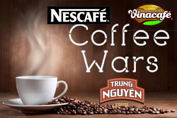 Vinacafé - Nestle - Trung Nguyên: Thế chân vạc chia ba thị trường cà phê hòa tan