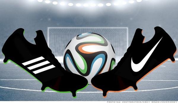 Nike vs. Adidas: Adidas lên ngôi