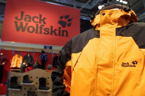 Jack Wolfskin mất gốc còn danh