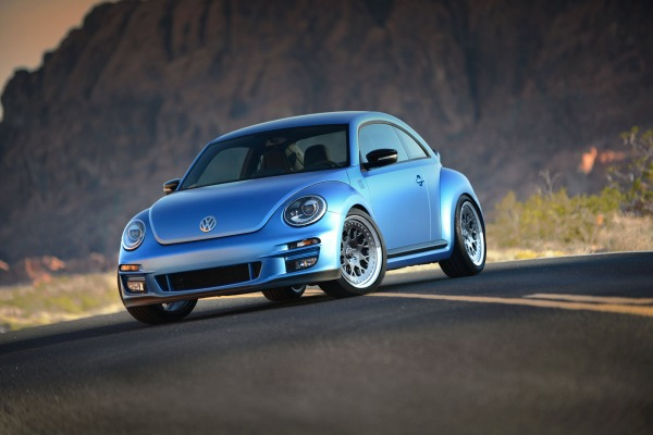 Đoạn quảng cáo bằng âm nhạc tuyệt vời của Volkswagen Beetle