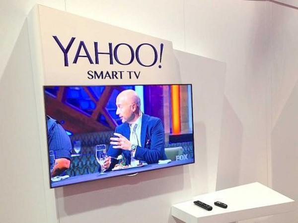 Yahoo bắt tay với Samsung sản xuất Smart TV