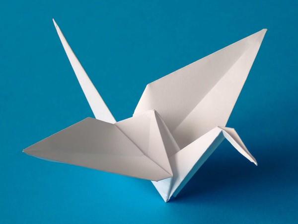 Dạy trẻ cách gấp Origami