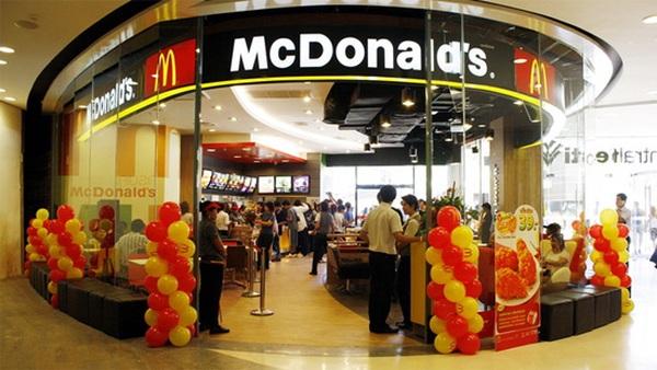 Nhượng quyền kiểu McDonald's