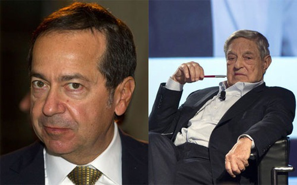 Tỷ phú đầu cơ Paulson và Soros đồng loạt tháo chạy khỏi vàng
