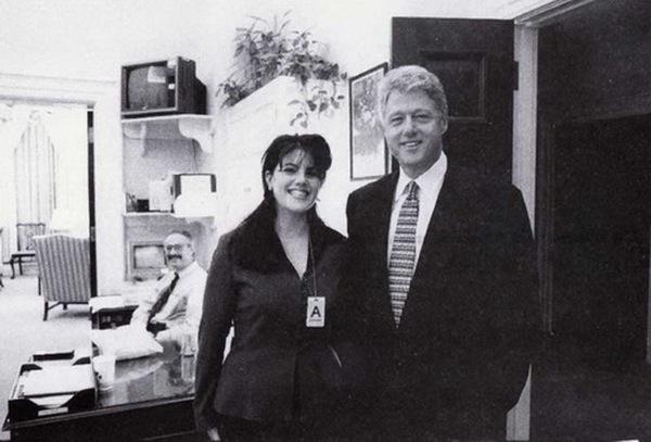 Bill Clinton bắt đầu ngoại tình sau khi Chính phủ đóng cửa đúng hai ngày
