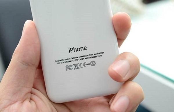 Cuối năm sẽ bán iPhone 5S/5C chính hãng