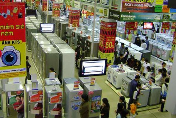 Điện máy khuyến mãi nhiều, người tiêu dùng vẫn thờ ơ