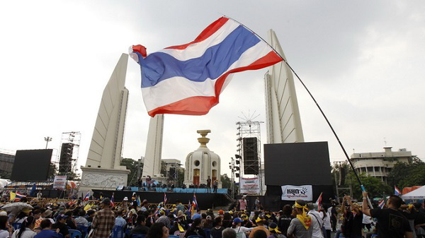 Thái Lan rơi vào thế bế tắc