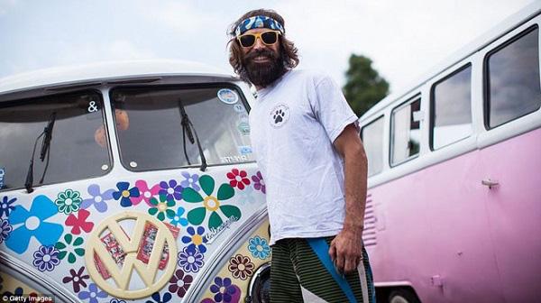 Vĩnh biệt huyền thoại Volkswagen Kombi