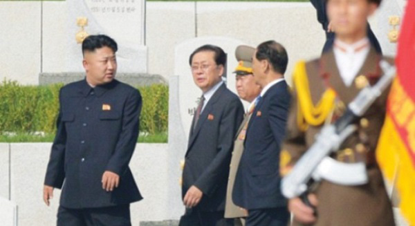 Vén màn vụ thanh trừng ở Triều Tiên