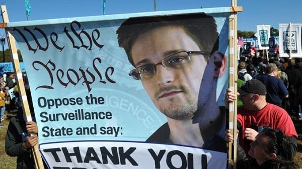 Snowden 'sướng run' khi cơ quan an ninh Mỹ vi phạm hiến pháp
