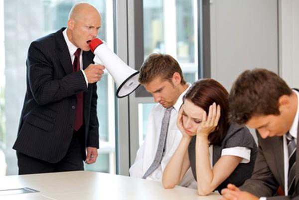 Dấu hiệu của một nhà quản lý tồi