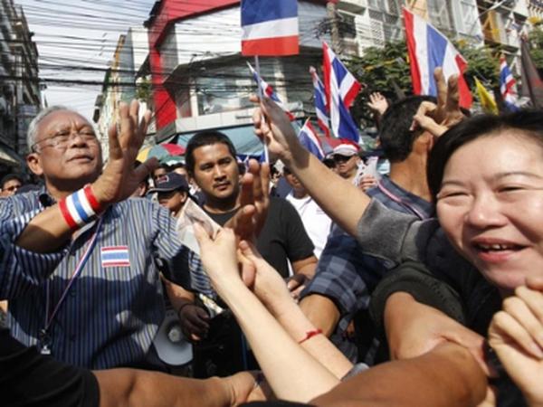 Thái Lan: Phe biểu tình thề chiếm Bangkok