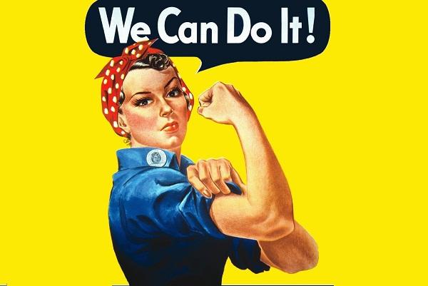 Này phụ nữ, hãy lạc quan hơn trong ngày 8/3 năm nay!