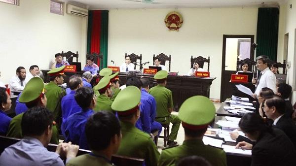 Bị cáo Dương Chí Dũng xin sống để 'rửa oan'