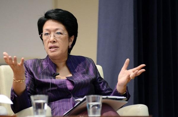 Bà Tôn Nữ Thị Ninh: Không ủng hộ người Việt vào casino!