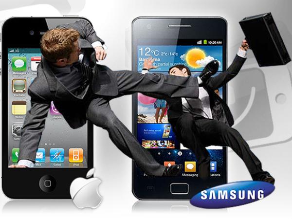 """Sau Google, Apple sẽ ký thỏa thuận """"ngừng bắn"""" với Samsung?"""