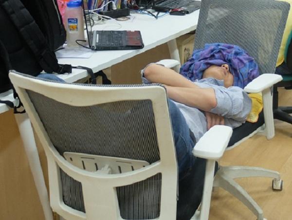 Doanh nghiệp IT Việt đầu tiên cấm nhân viên ngủ trưa tại văn phòng