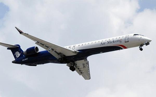 Air Mekong sẽ 'bay lại khi đủ điều kiện'