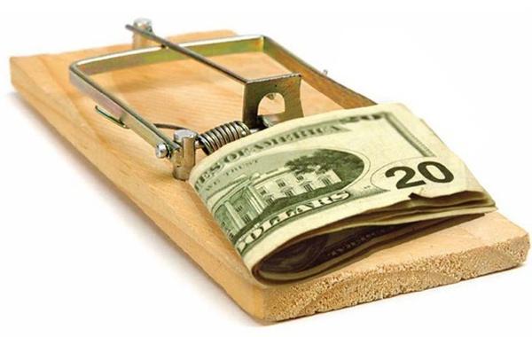 Ngân hàng sập bẫy đại gia