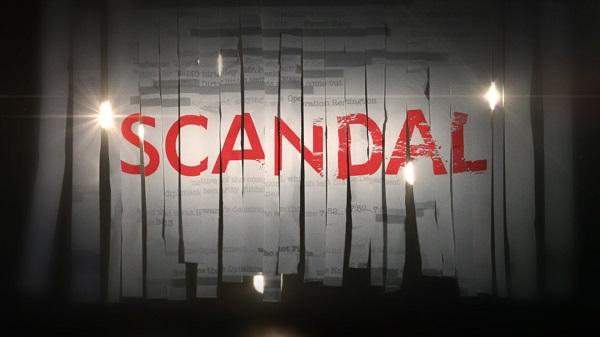 Scandal: Con dao hai lưỡi