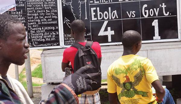 Đại dịch Ebola: Ai lo phòng bệnh cho người nghèo?