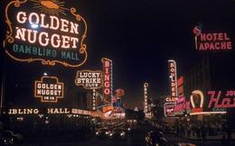 Las Vegas - Từ sa mạc hoang vắng thành thiên đường giải trí xa hoa sầm uất